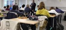 Une « classe presse » au collège Interparoissial