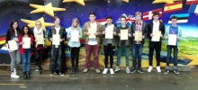 Des diplômes européens remis aux élèves du collège Interparoissial