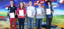 Diplôme européen de compétences : des élèves du collège Interparoissial récompensés