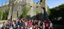 Les 6ès du collège Interparoissial visitent le château de Pirou