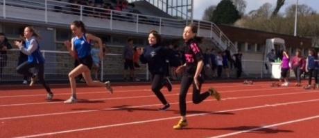Athlétisme: les collégiens se distinguent